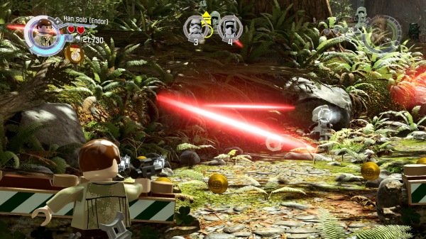 LEGO® STAR WARS™: The Force Awakens Blaster Battle