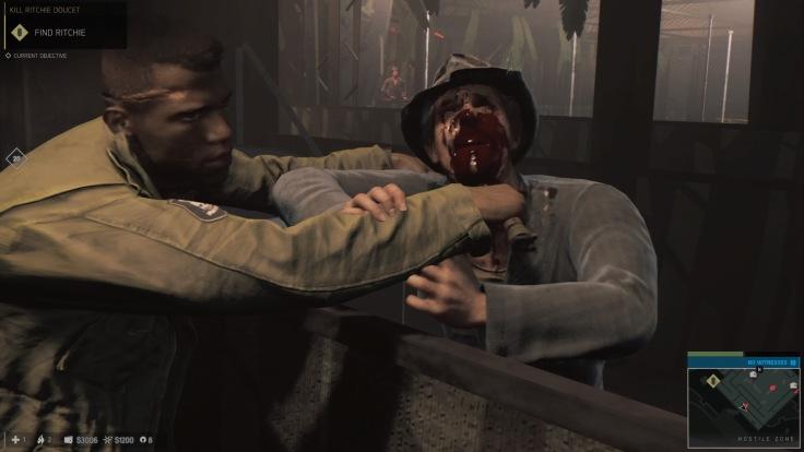 Mafia III Stealth Takedown Screen Shot