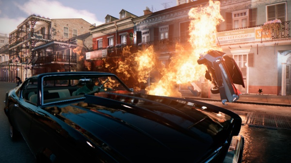 MafiaIII_vehicle gameplay