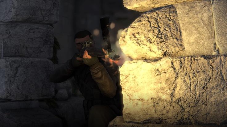 Sniper Elite 4 Karl Fairburn