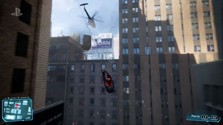 Spider-man-PlayStation-Live-E3-2017