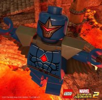 Lego Marvel 2 Darkhawk