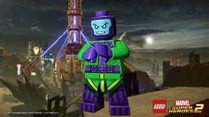 Lego Marvel 2 Kang