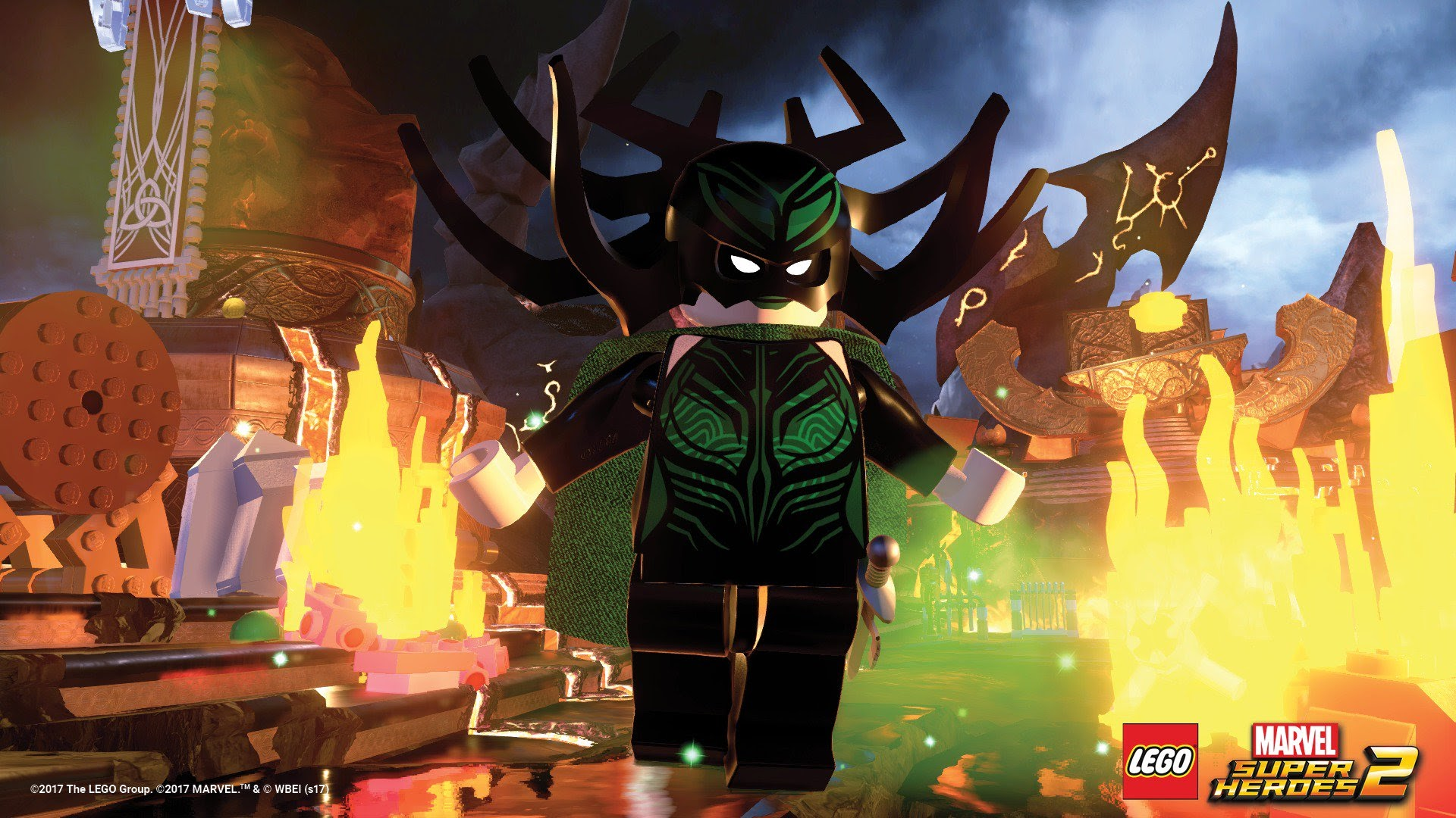 that�s a lot of hulks� amp thors new ragnarok inspired lego