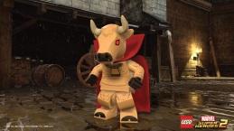 Lego Marvel 2 hellcow