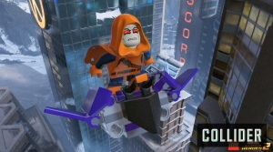 Lego Marvel 2 Hobgoblin