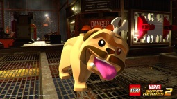 Lego Marvel 2 Lockjaw