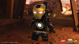Lego Marvel 2 Old West Iron Man