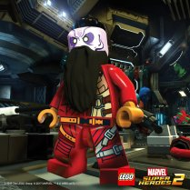 Lego Marvel 2 Taserface