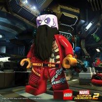 Lego Marvel 2 Taserface