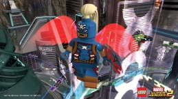 Lego Marvel 2 Captain America 2099