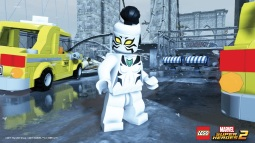 Lego Marvel 2 White Tiger
