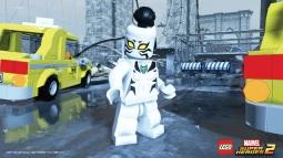 Lego Marvel 2 White Tiger