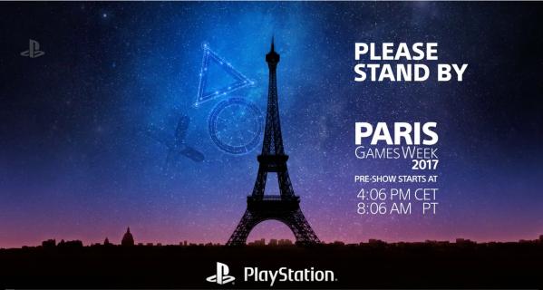 PlayStation Paris Games Week Stream