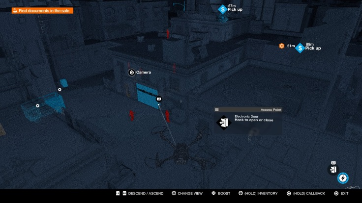 Watch Dogs 2 Hacker Vision