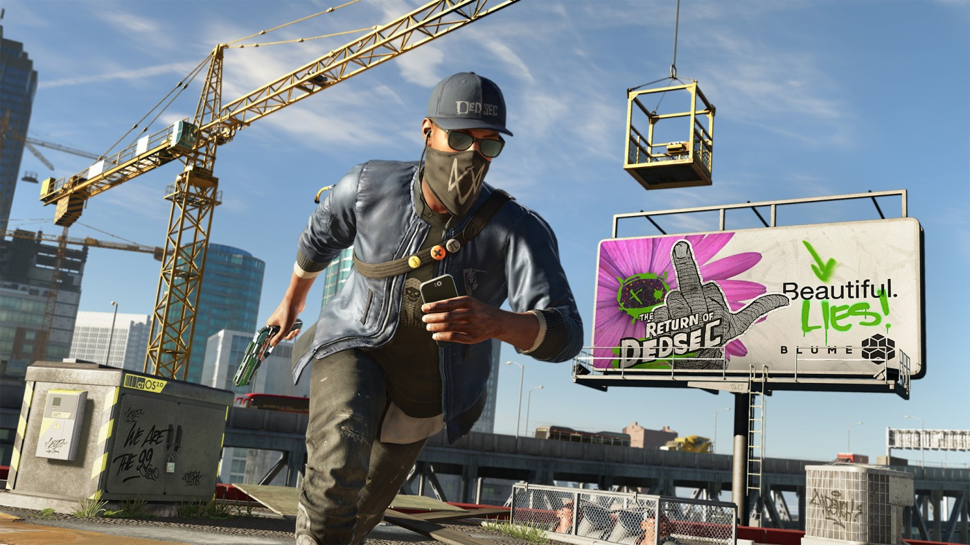 Watch Dogs 2 Feature