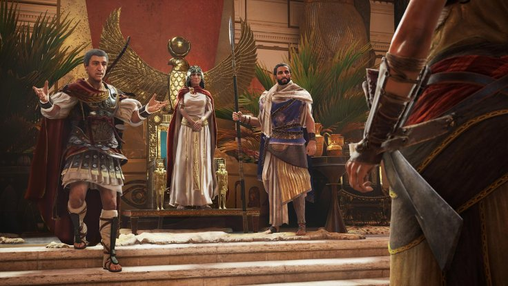 Assassin's Creed® Origins Historical Figures Cesar & Cleopatra
