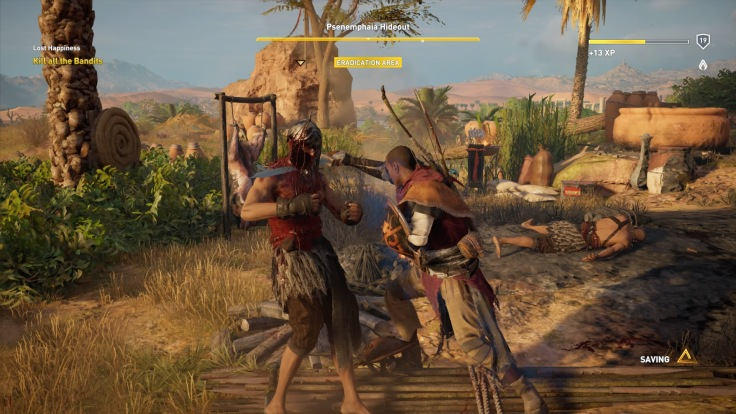 Assassin's Creed® Origins Combat