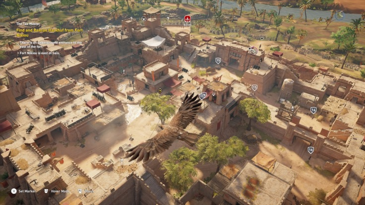 Assassin's Creed® Origins Senu Mode