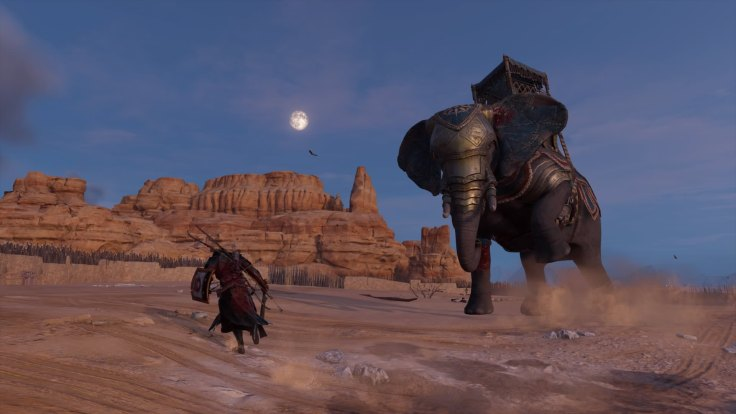 Assassin's Creed® Origins War Elephant Battle