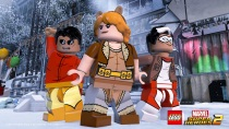 Lego Marvel 2 Squirrel Girl Coi Boy Chipmunk Hunk
