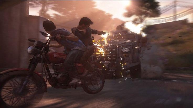 Uncharted4-Screenshot-bike-escape
