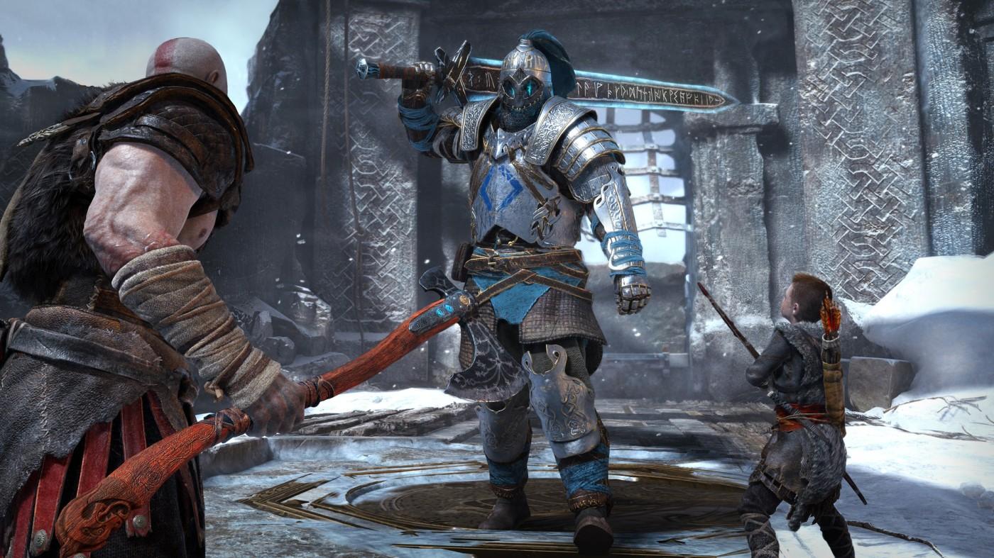 God Of War Boss Fights